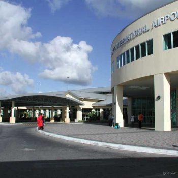 Piarco international airport 2